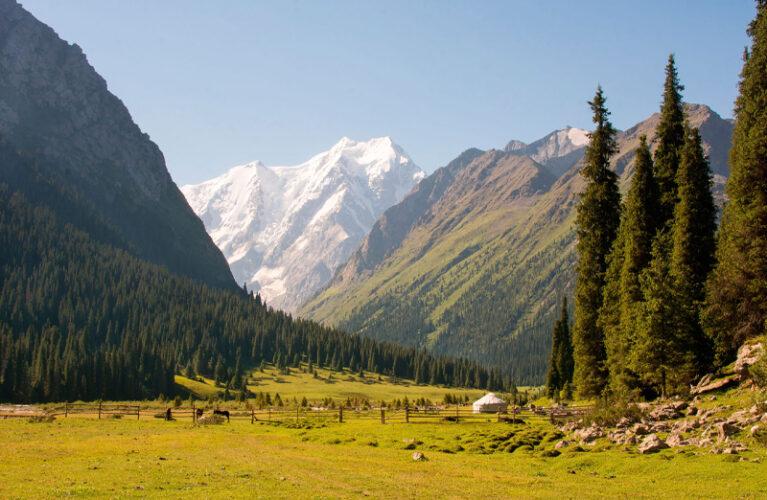 Презентация «Туризм в Кыргызстане — новые возможности и предложения»
