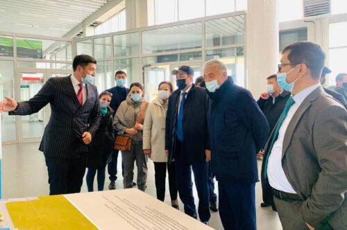 Перспективы развития туризма в Казахстане обсудили сенаторы